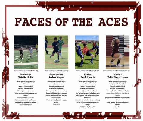 October 2020: Faces of the Aces