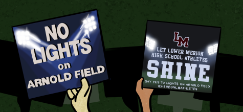"""Arnold Field, named after General Henry Harley """"Hap"""" Arnold in 1950, has remained without permanent lights for its entire existence. 