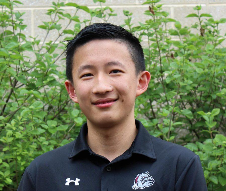 Jonathan Xu '22
