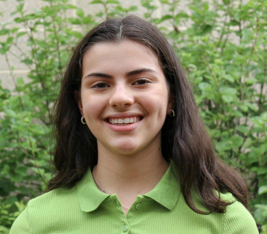Zoe Hassett 23