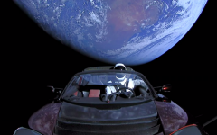 Elon Musk's Tesla Roadster | Photo courtesy of Wikicommons