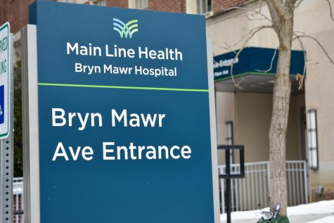 Bryn Mawr Hospital is among the many local emergency care centers that are at high capacity. | Photo courtesy of  Aiko Palaypayon