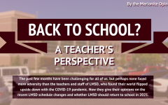 Back to School? A Teacher's Perspective