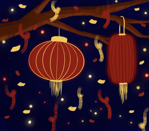 Light the lanterns