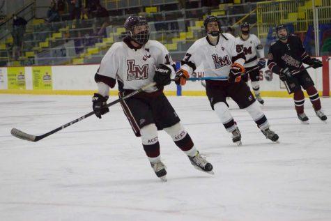 Aces hockey skates into shortened season