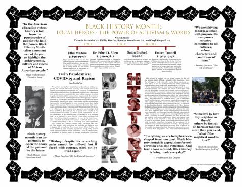 Black History Month: Local Heroes – The Power of Activism & Words