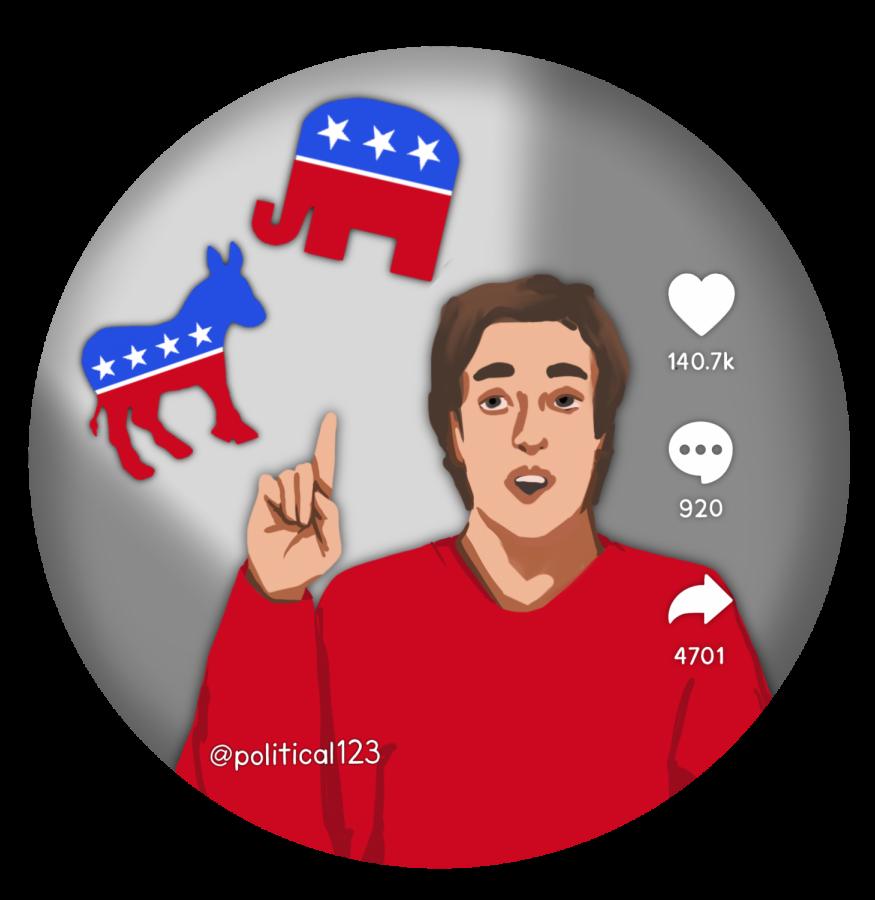 political misinformation social media - Merionite Op-Ed