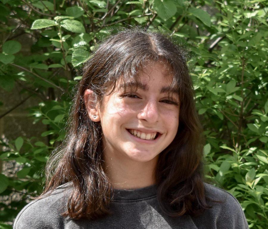 Ilana Zahavy '24