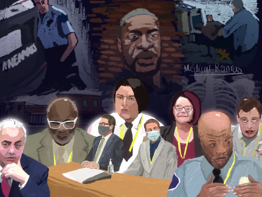 Recent events have forced us all to look at the way we analyze race in America. | Graphic by